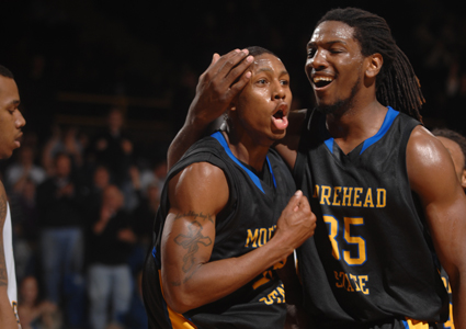 Kenneth Faried - Men's Basketball - Morehead State