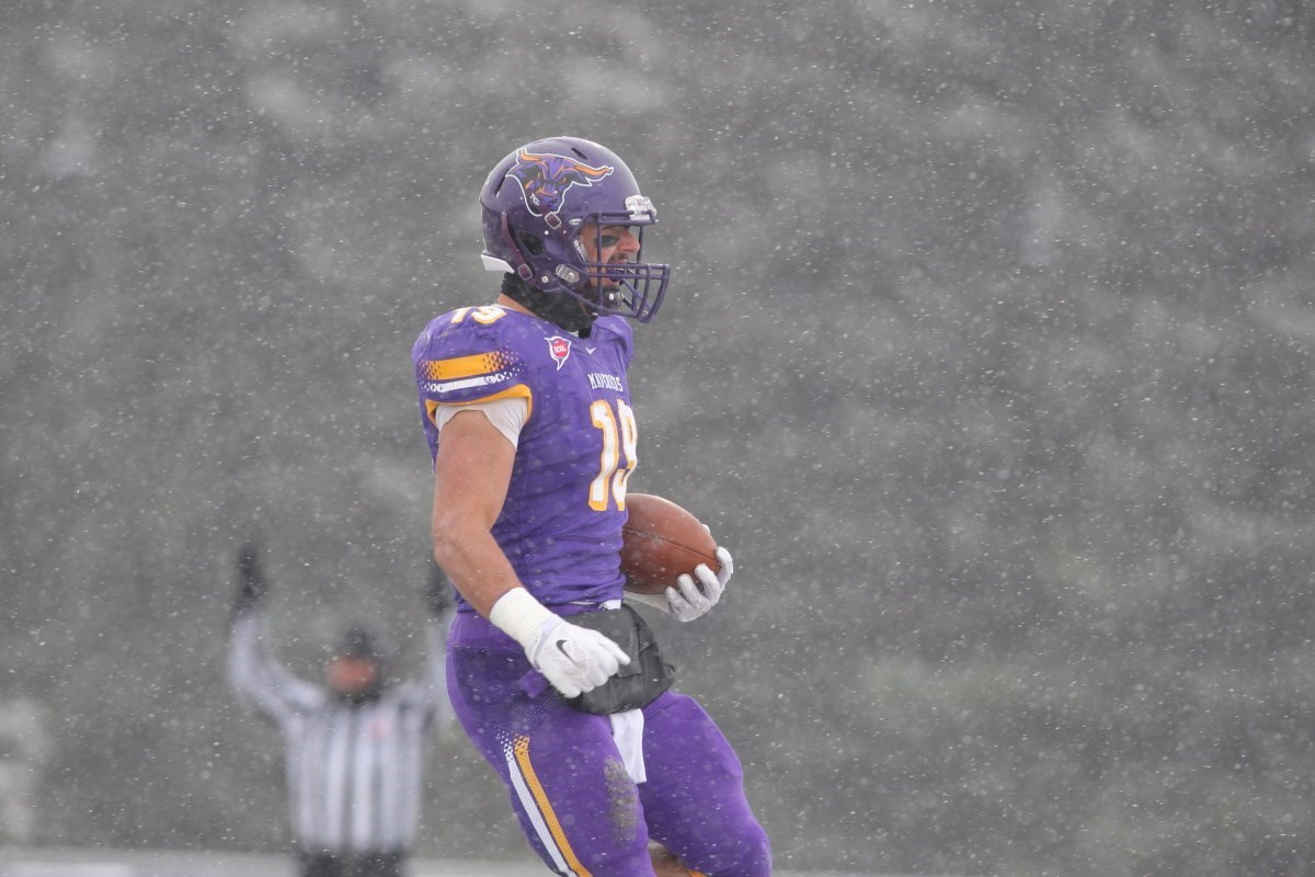 Andy Pfeiffer - Football - Minnesota State University