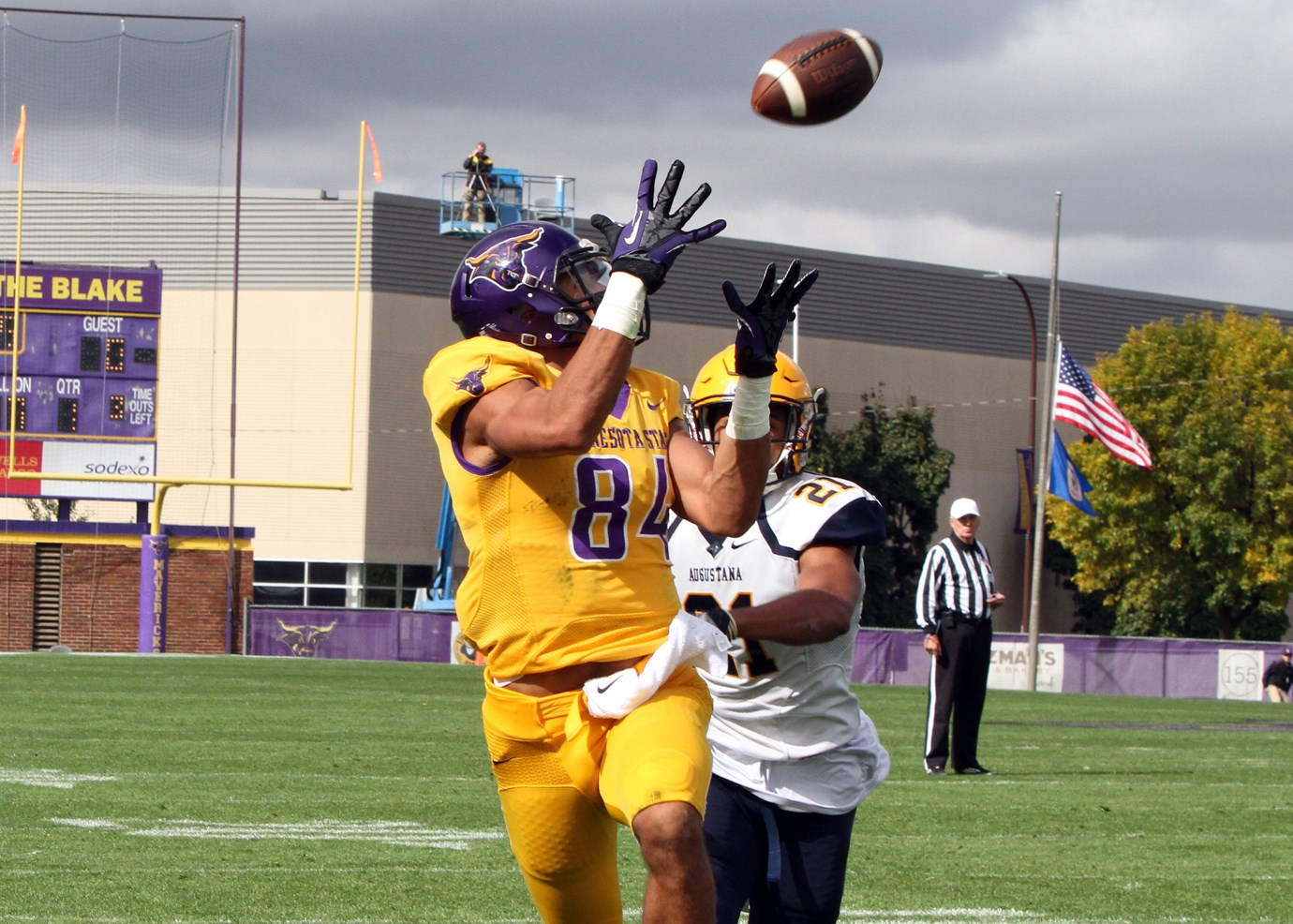 check out 80c22 4ade8 Shane Zylstra - Football - Minnesota State University ...