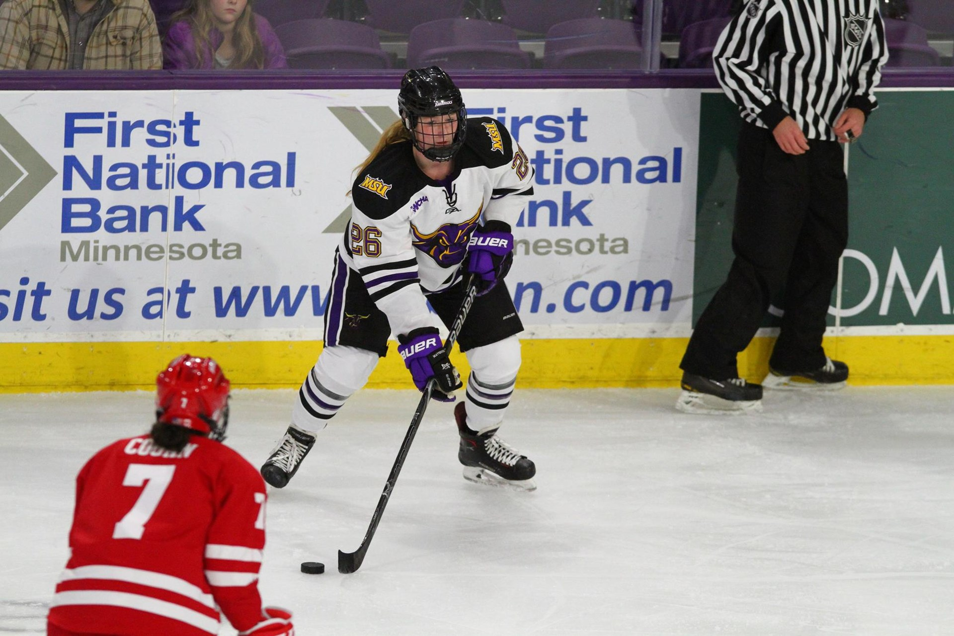 Tristen Truax - Women's Hockey - Minnesota State University