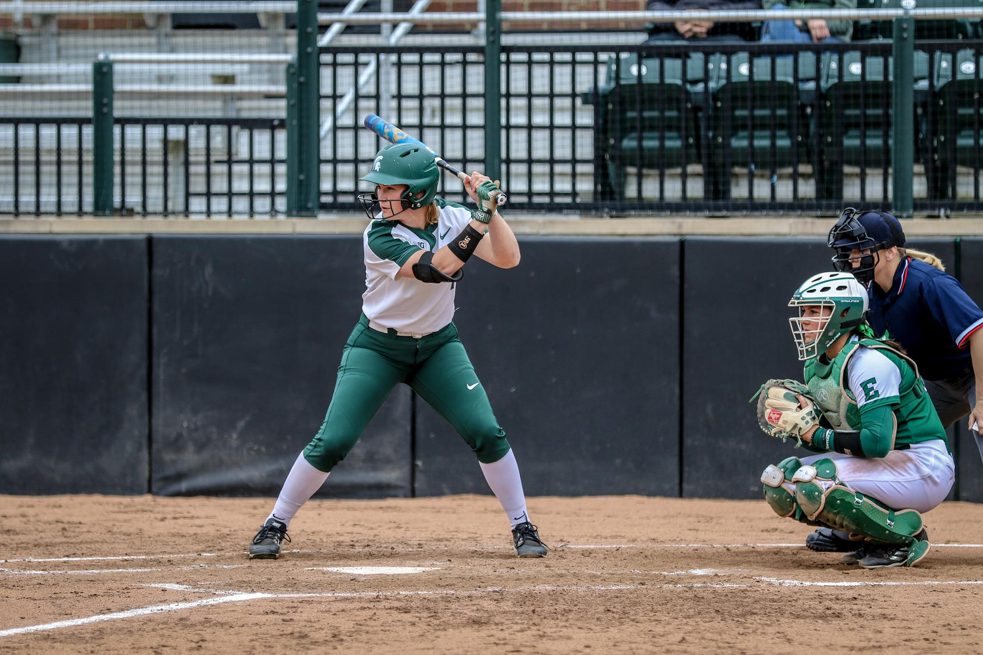 Lea Foerster - Softball - Michigan State University Athletics