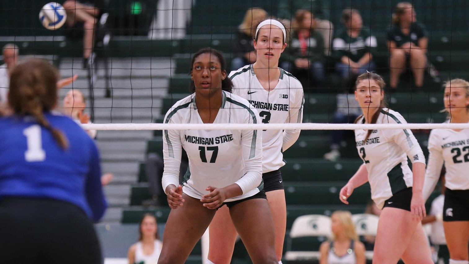 Meredith Norris Volleyball Michigan State University Athletics