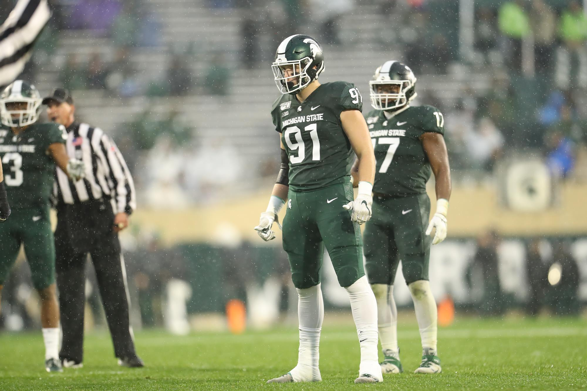 Jack Camper Football Michigan State University Athletics