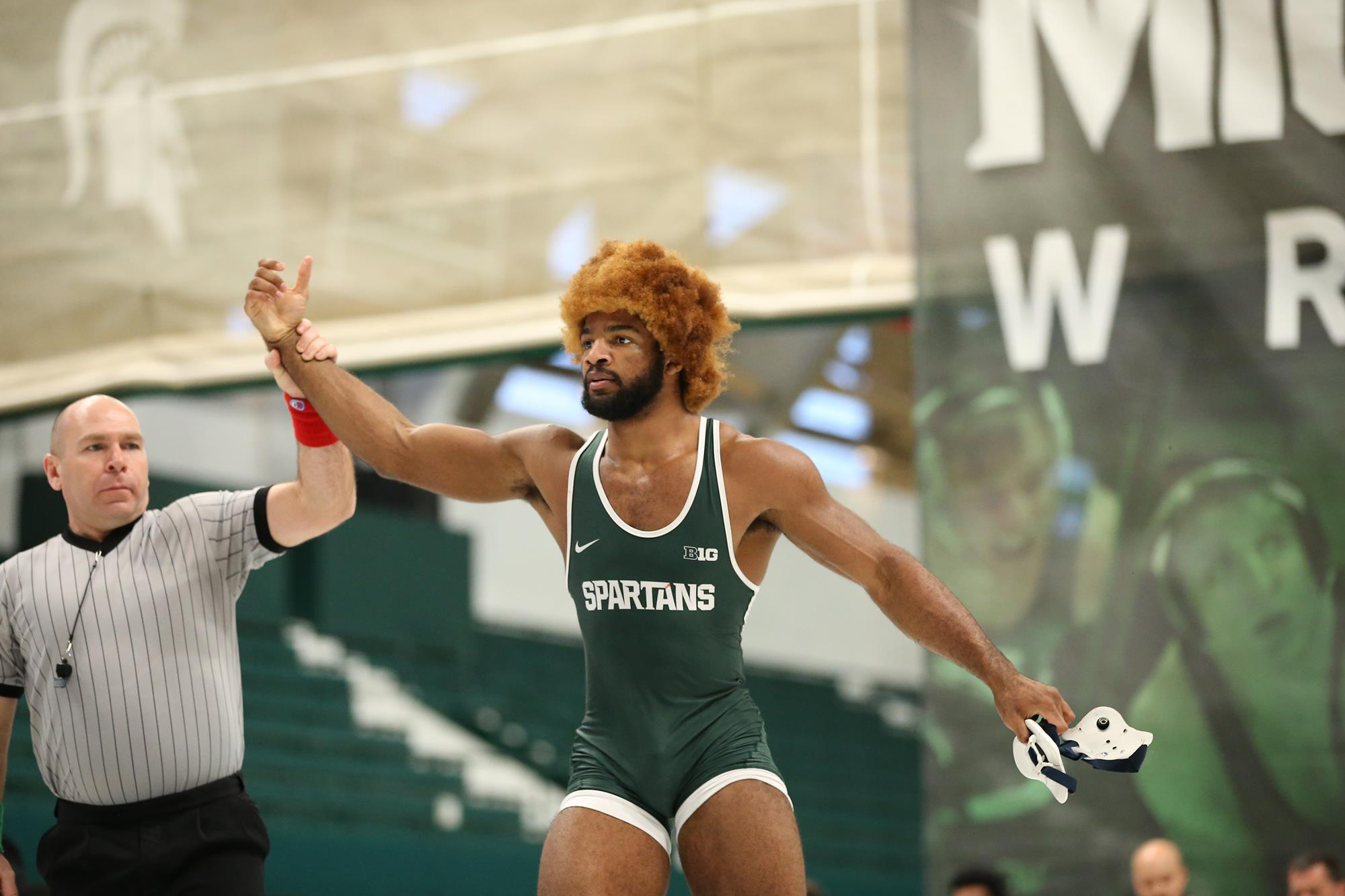 Cameron Caffey - Wrestling - Michigan State University Athletics