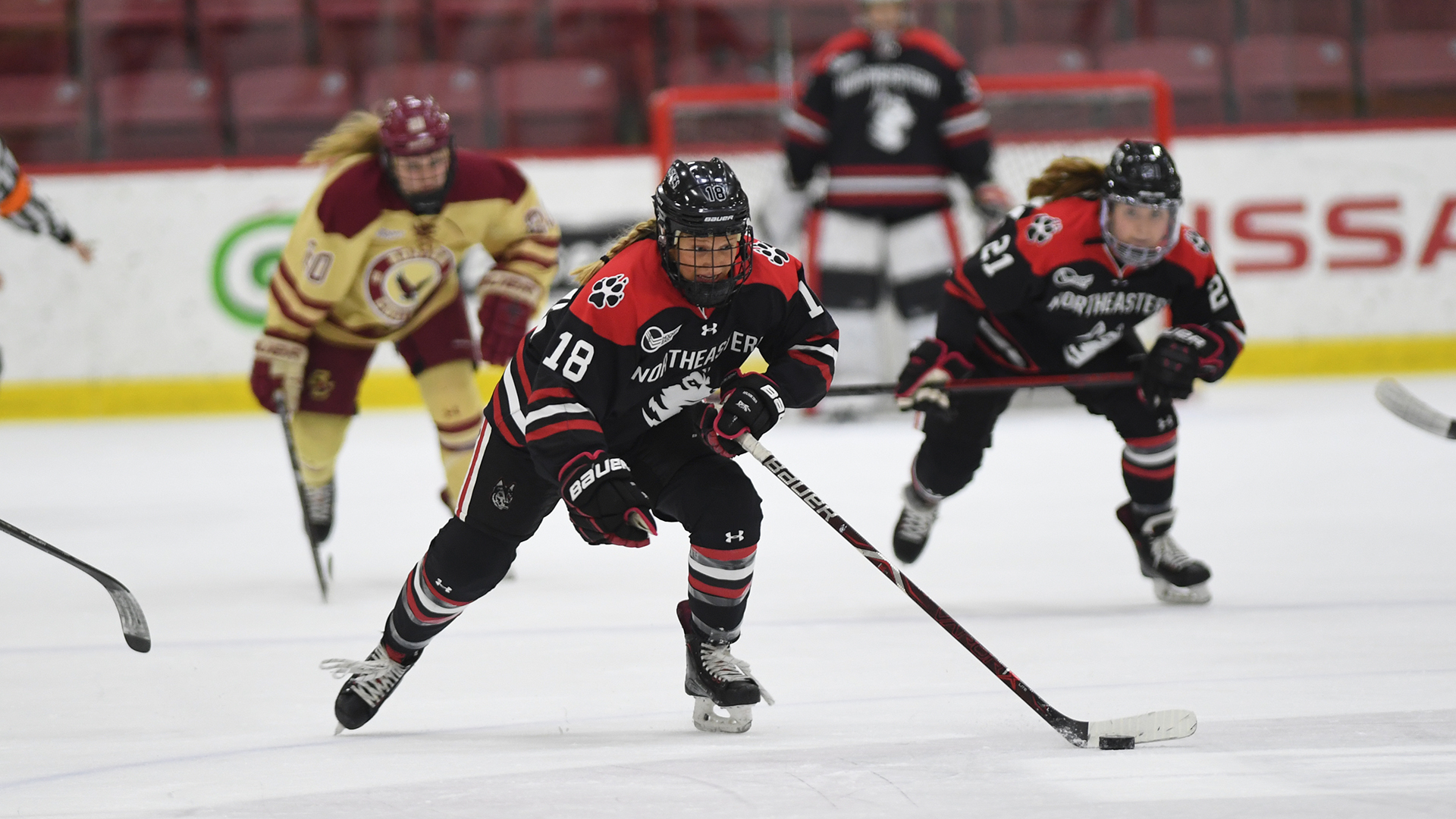Veronika Pettey - Women's Ice Hockey - Northeastern