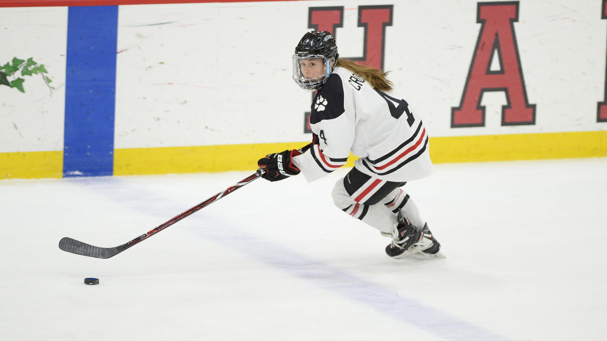 Codie Cross - Women's Ice Hockey - Northeastern University
