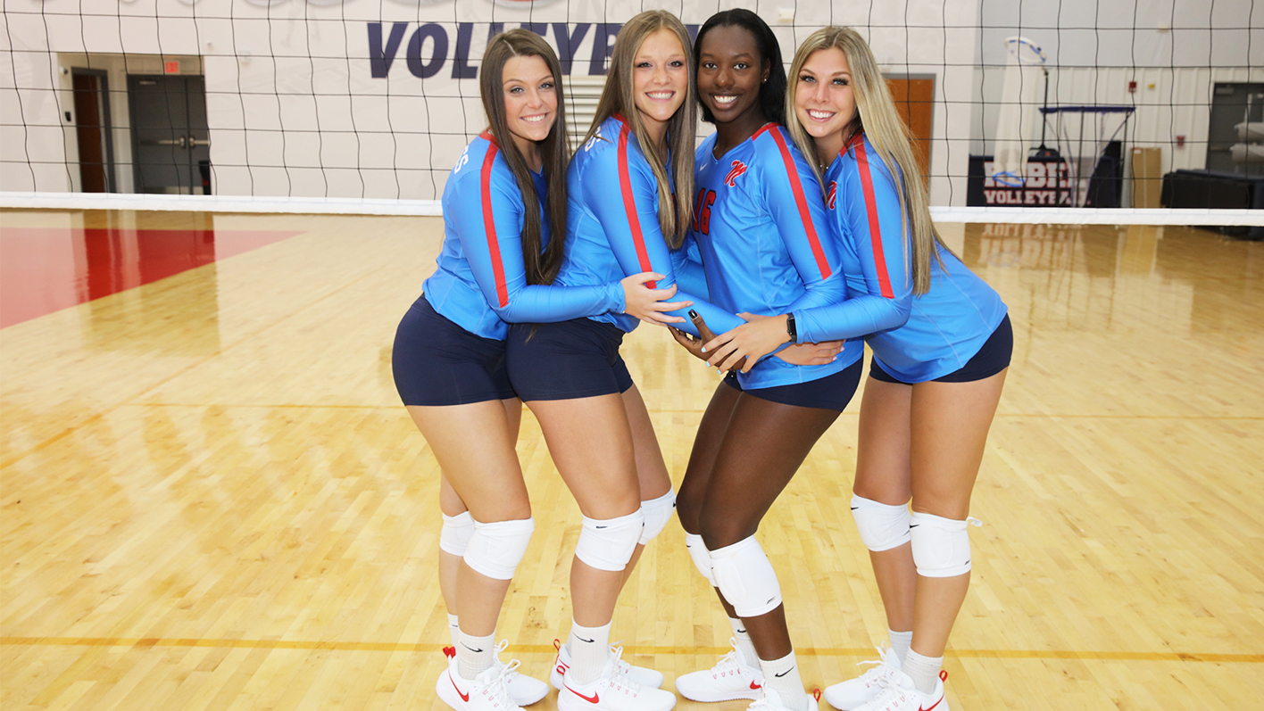 Emily Stroup Volleyball Ole Miss Athletics