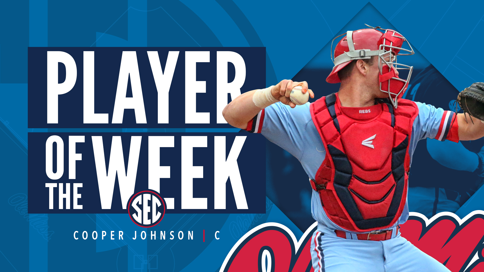 Cooper Johnson - Baseball - Ole Miss Athletics