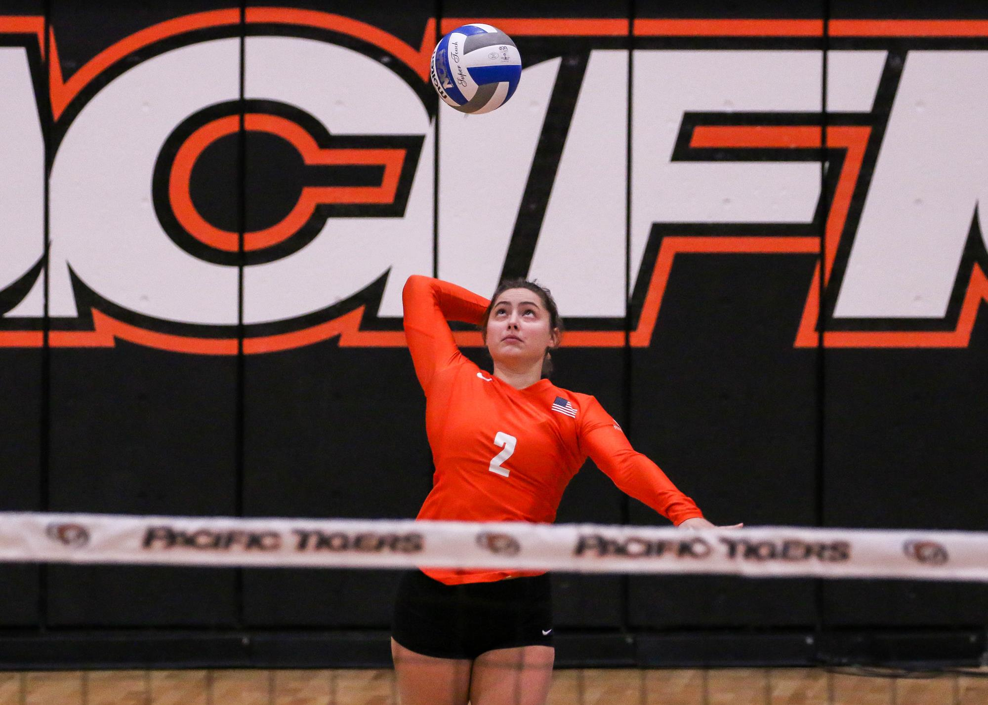 Gabby Leo 2020 Women S Volleyball University Of The Pacific