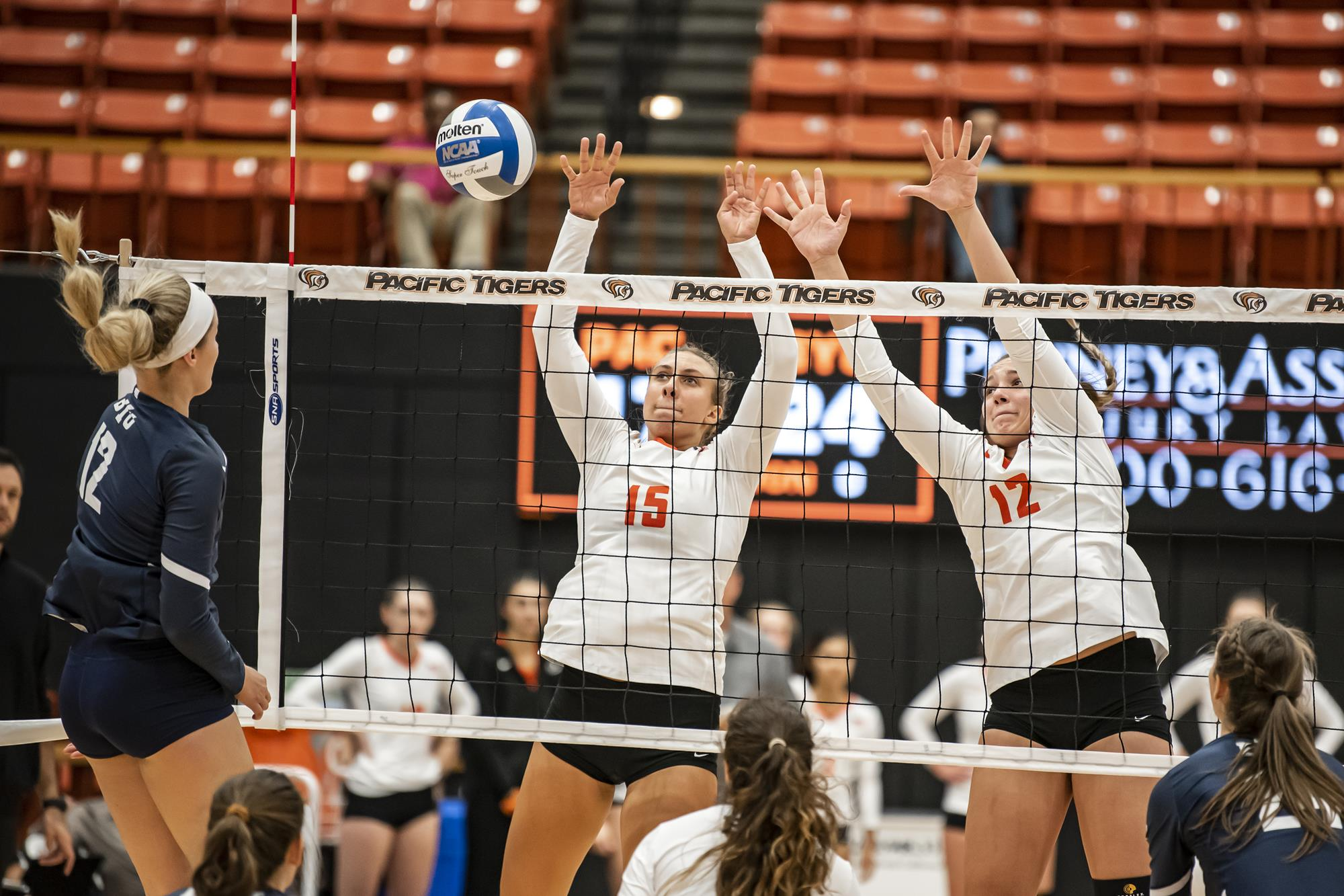 Kennedy Kaminsky 2020 Women S Volleyball University Of The Pacific