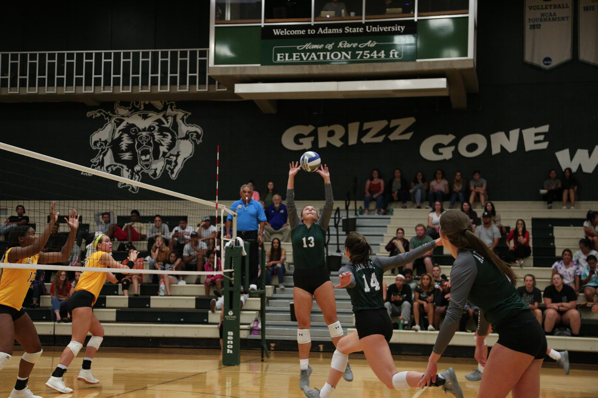 Chasey Blach Women S Volleyball Adams State University Athletics
