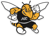 American International College Yellowjackets Logo