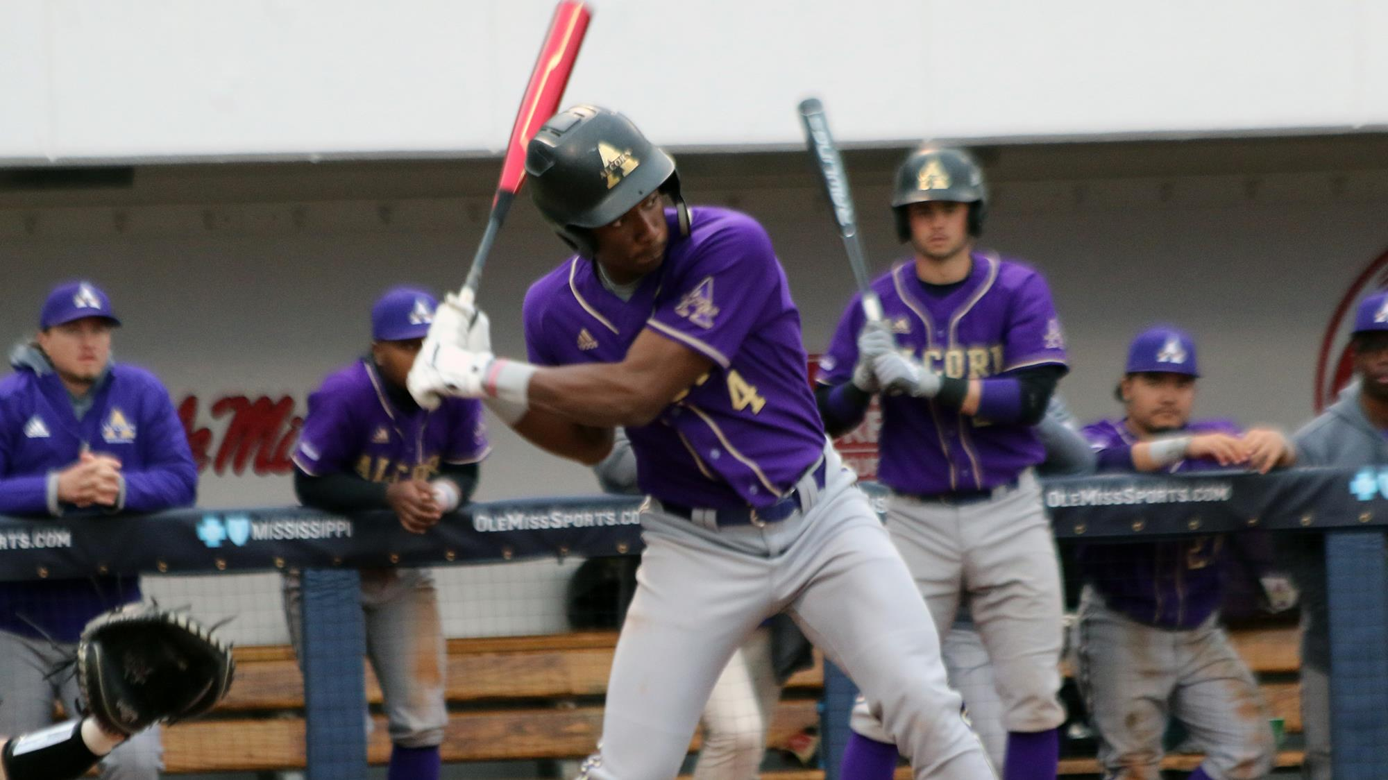 Jarius Colley Baseball Alcorn State University Athletics