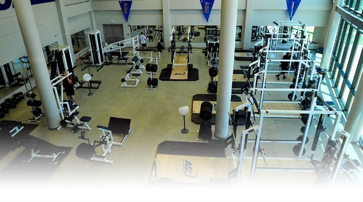 Strength and Conditioning - Angelo State University Athletics
