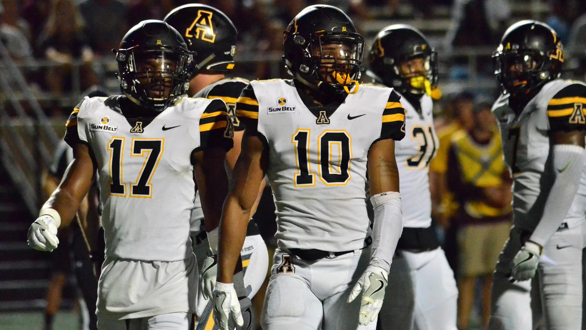 college independents group five - App State Athletics