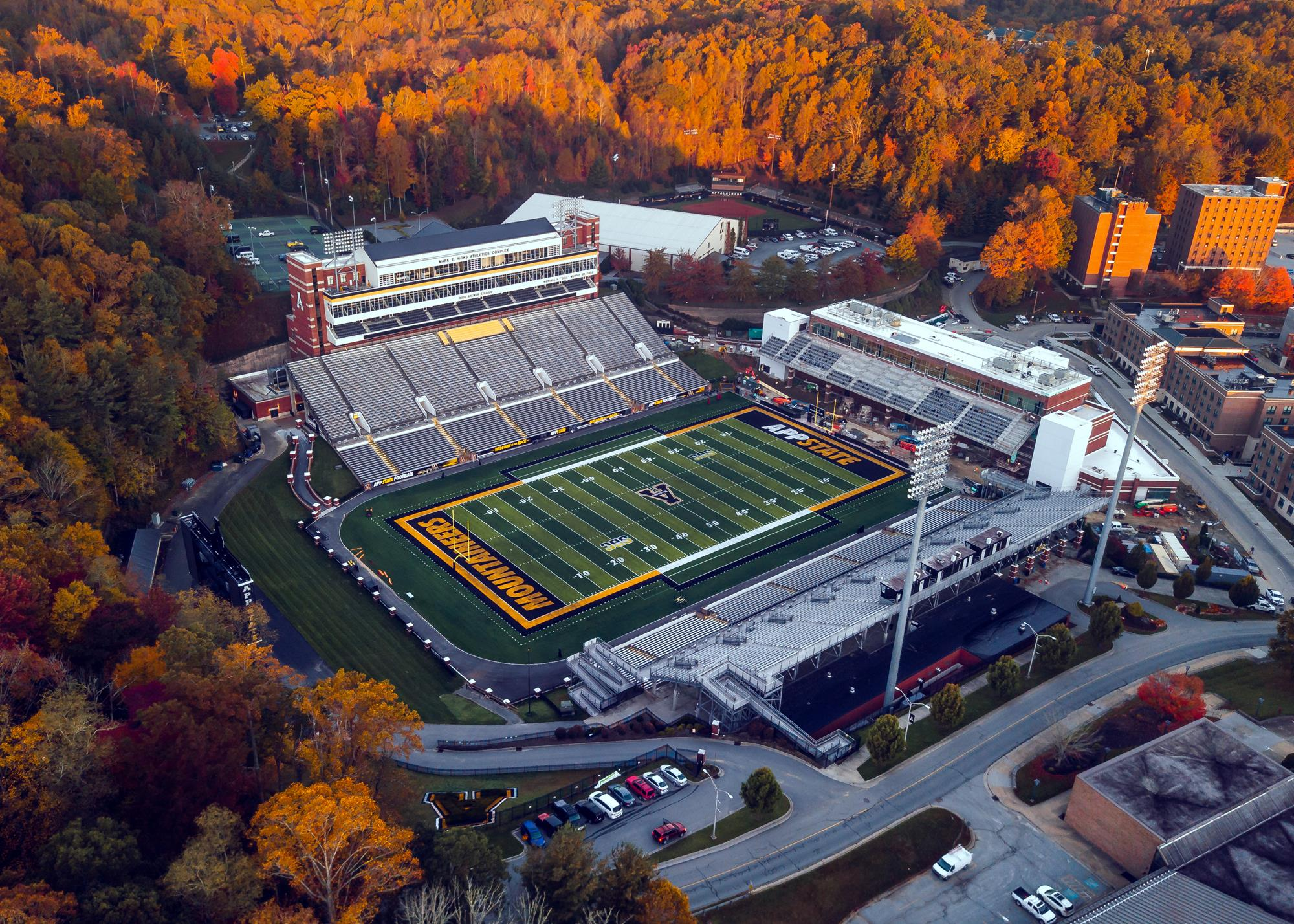 Information On Football Season Tickets And Ecu Game Tickets App State Athletics