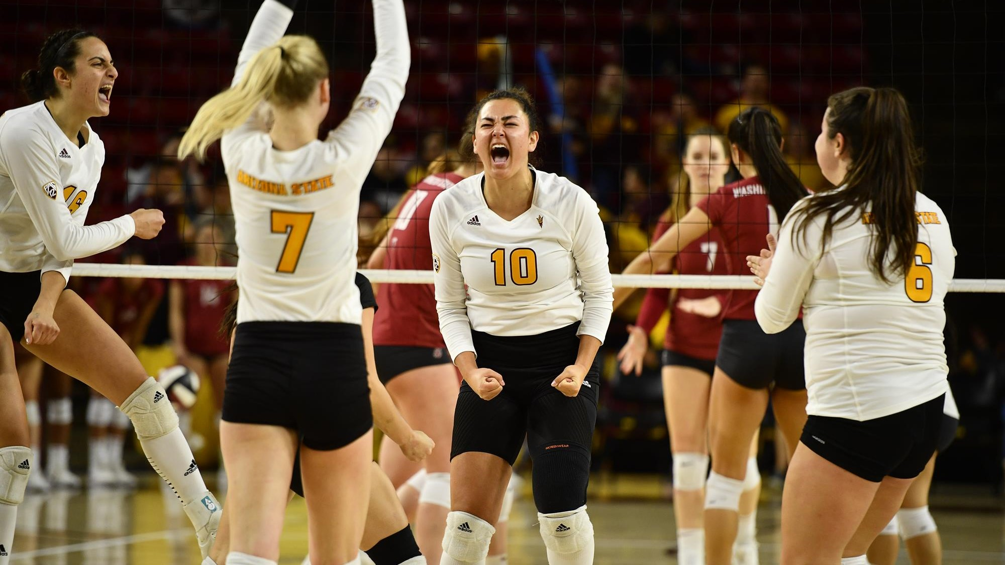 Kennedi Boyd Women S Volleyball Arizona State University Athletics