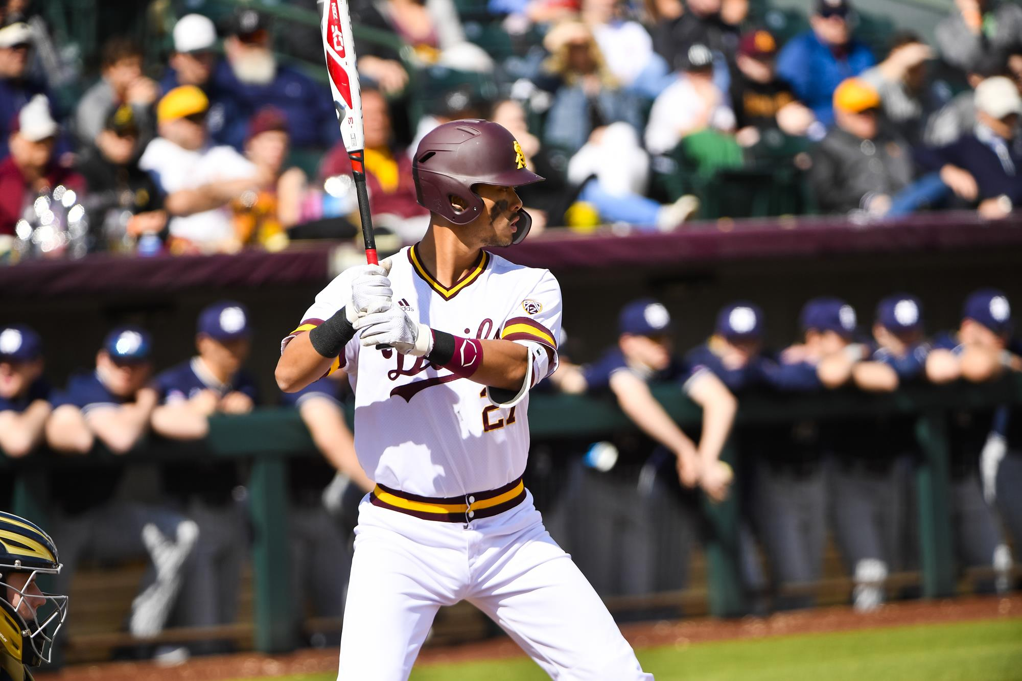 Lyle Lin Baseball Arizona State University Athletics