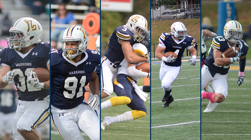 Lycoming college football roster