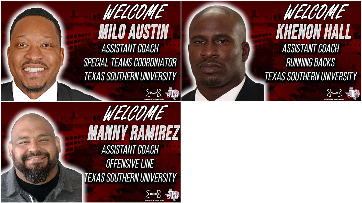 Football Announces New Additions To Coaching Staff