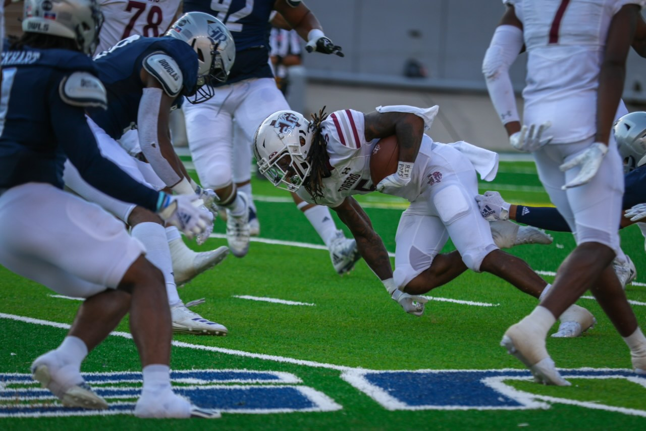 Tigers Shows Signs Of Growth At Rice Saturday Night