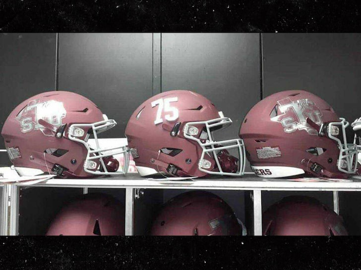 TSU Football To Wear New Helmets Donated By Alumnus And Pro Football Hall Of Famer Michael Strahan On Saturday