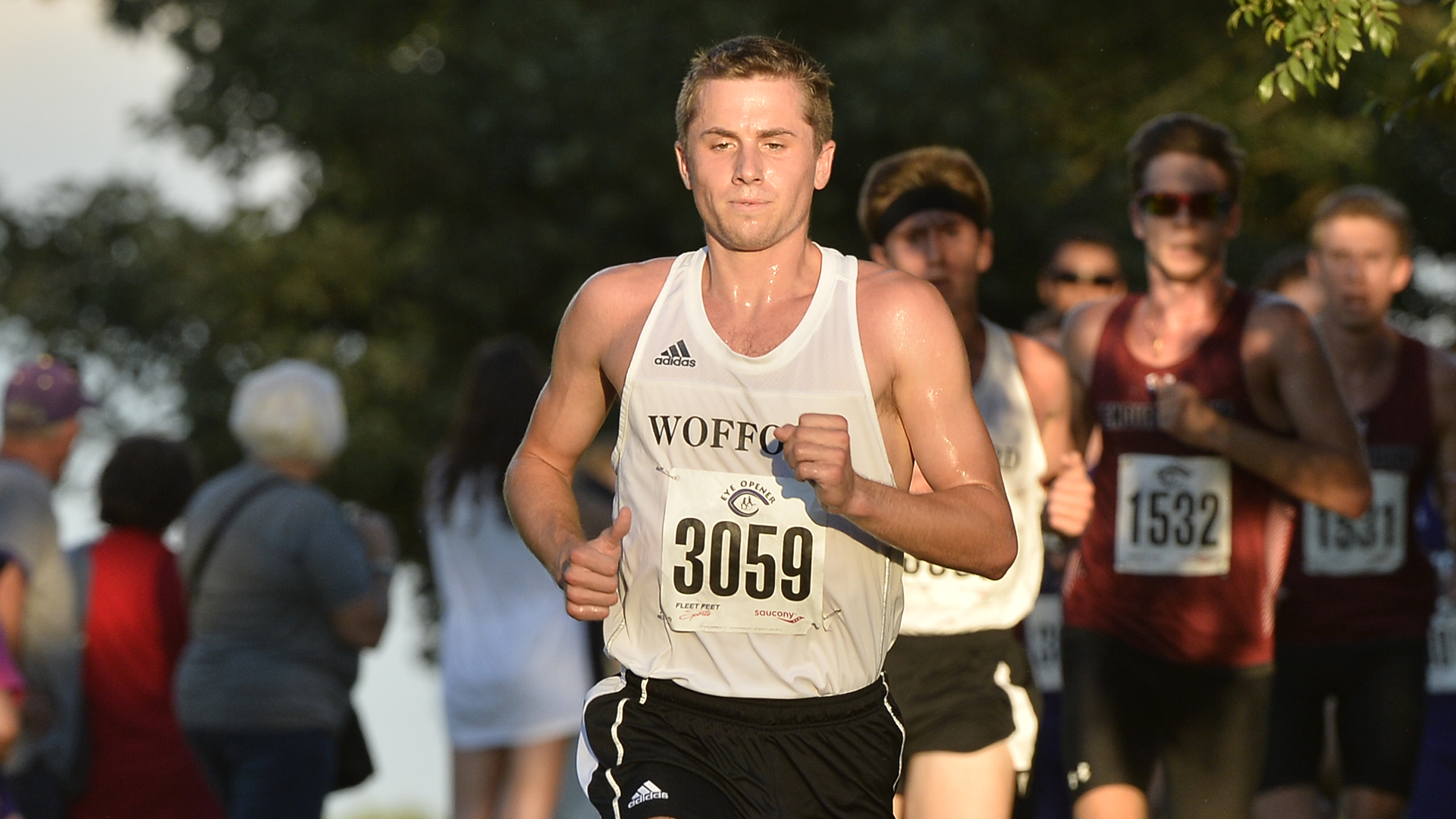 Jack Zemp - Men's Cross Country - Wofford College Athletics