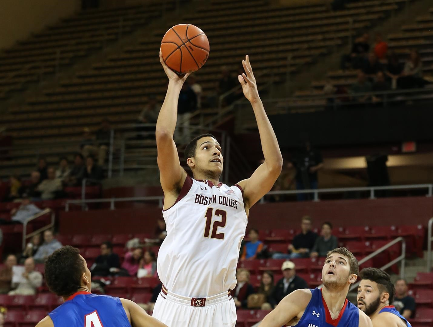 d8010b45 Johncarlos Reyes - Men's Basketball - Boston College Athletics