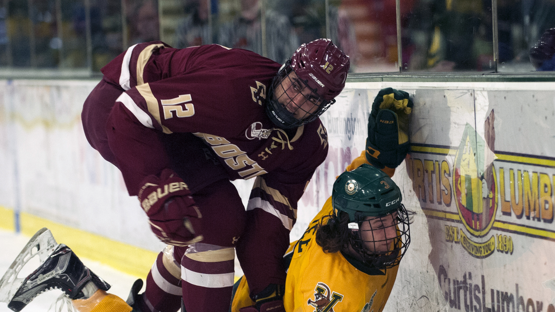 hot sale online 0457f f0688 Alex Tuch - Men's Hockey - Boston College Athletics