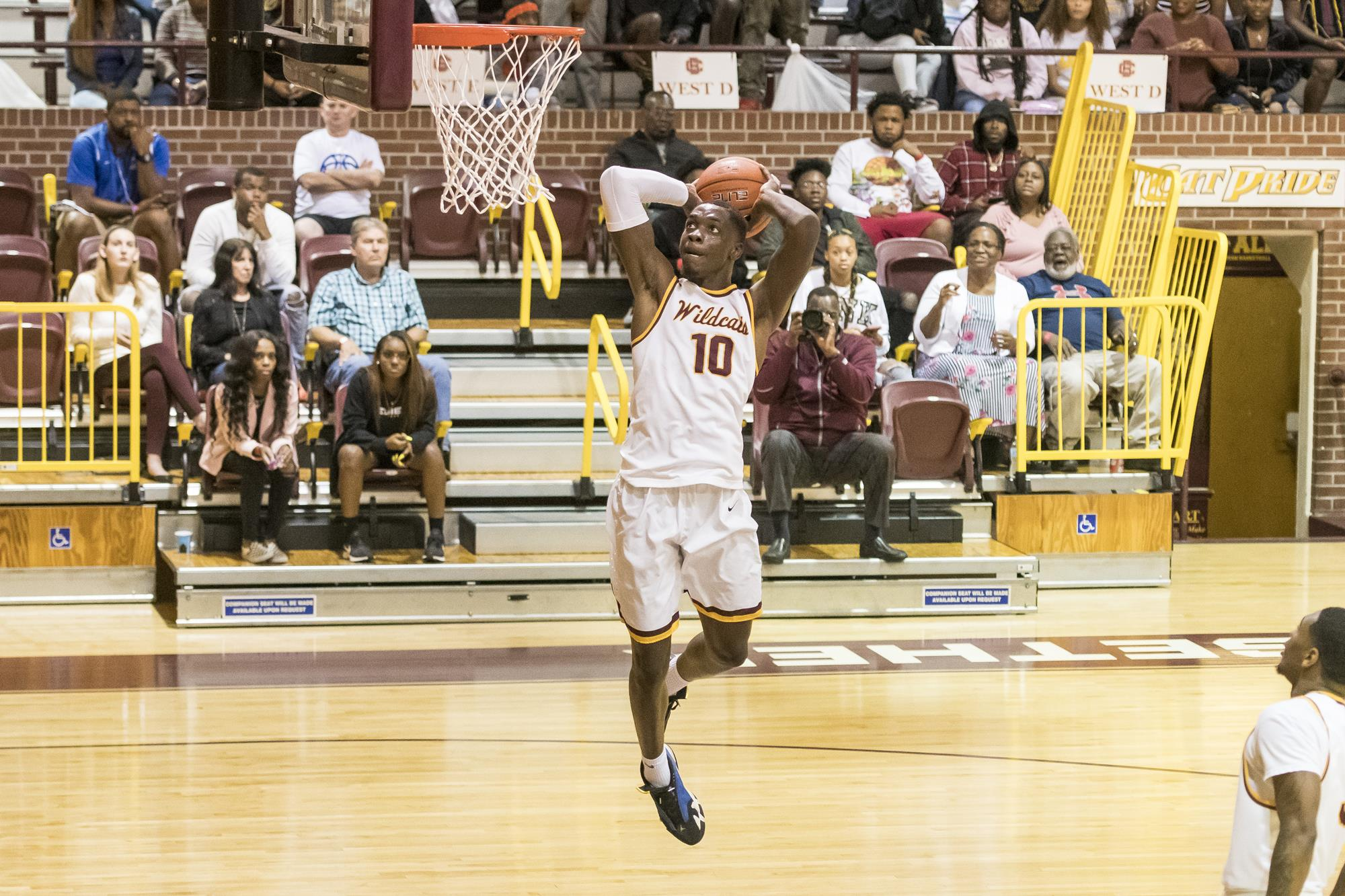 finest selection 7f471 0a279 Cletrell Pope - Men's Basketball - Bethune-Cookman ...