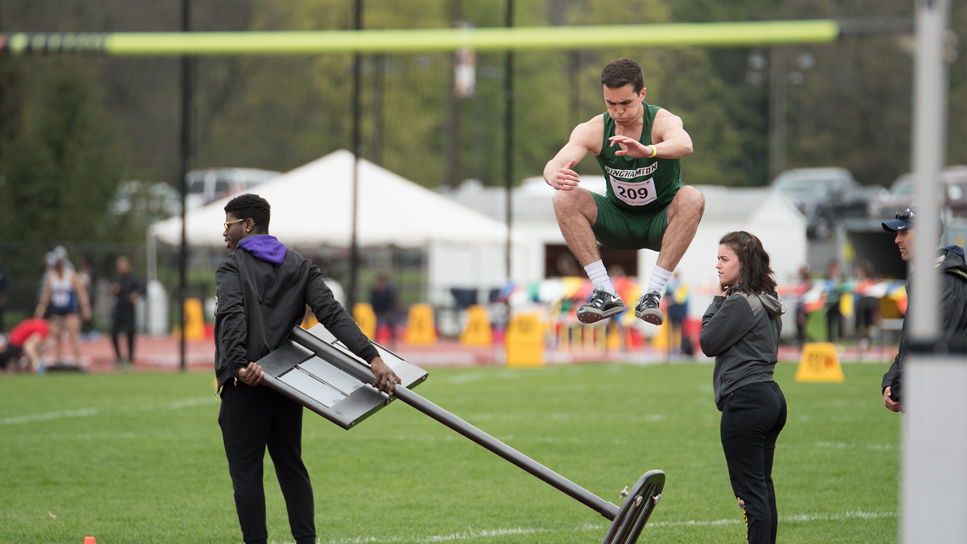 Jack Fitzgerald Men S Track And Field Binghamton University Images, Photos, Reviews