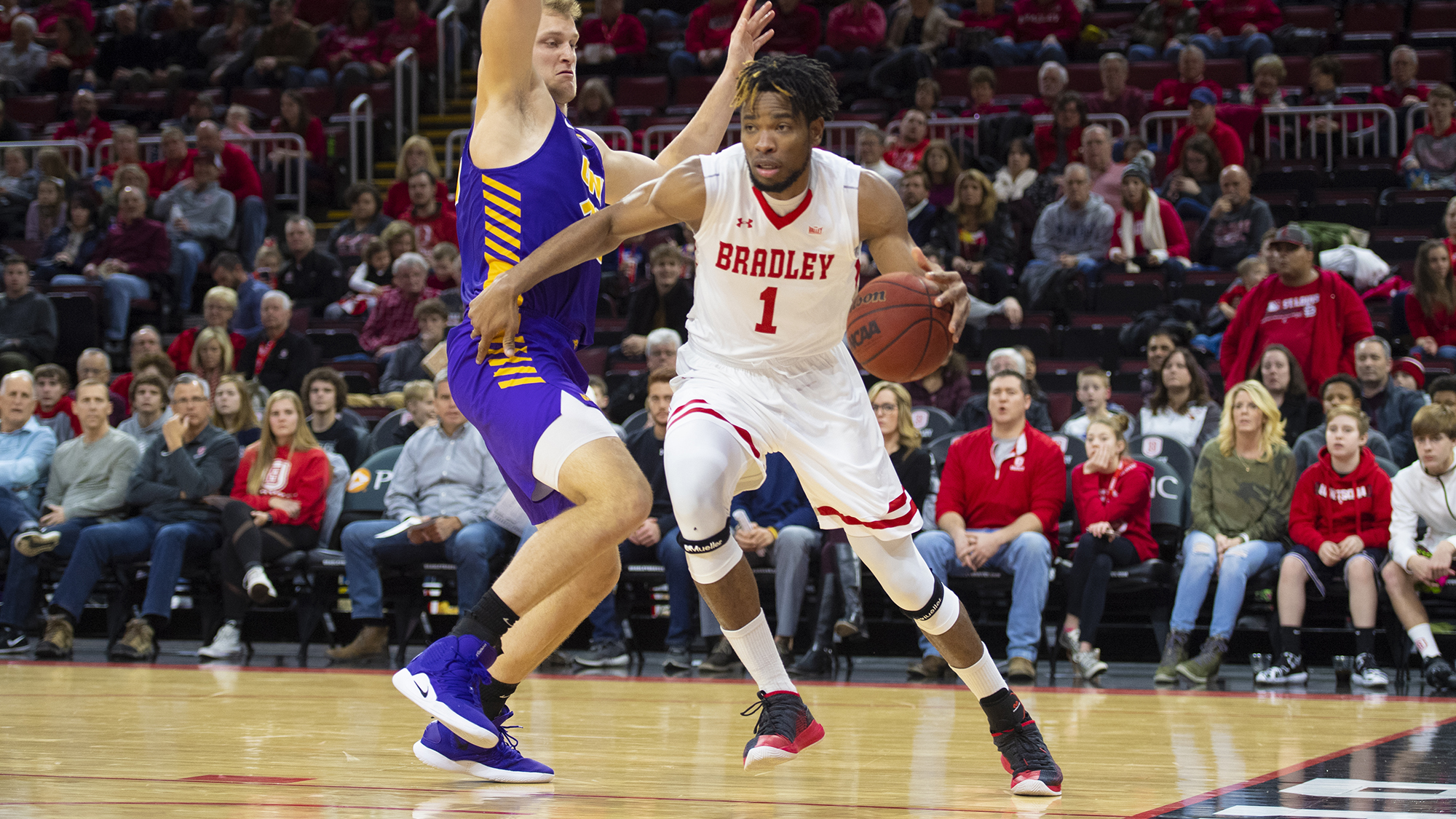 Ari Boya Men S Basketball Bradley University Athletics