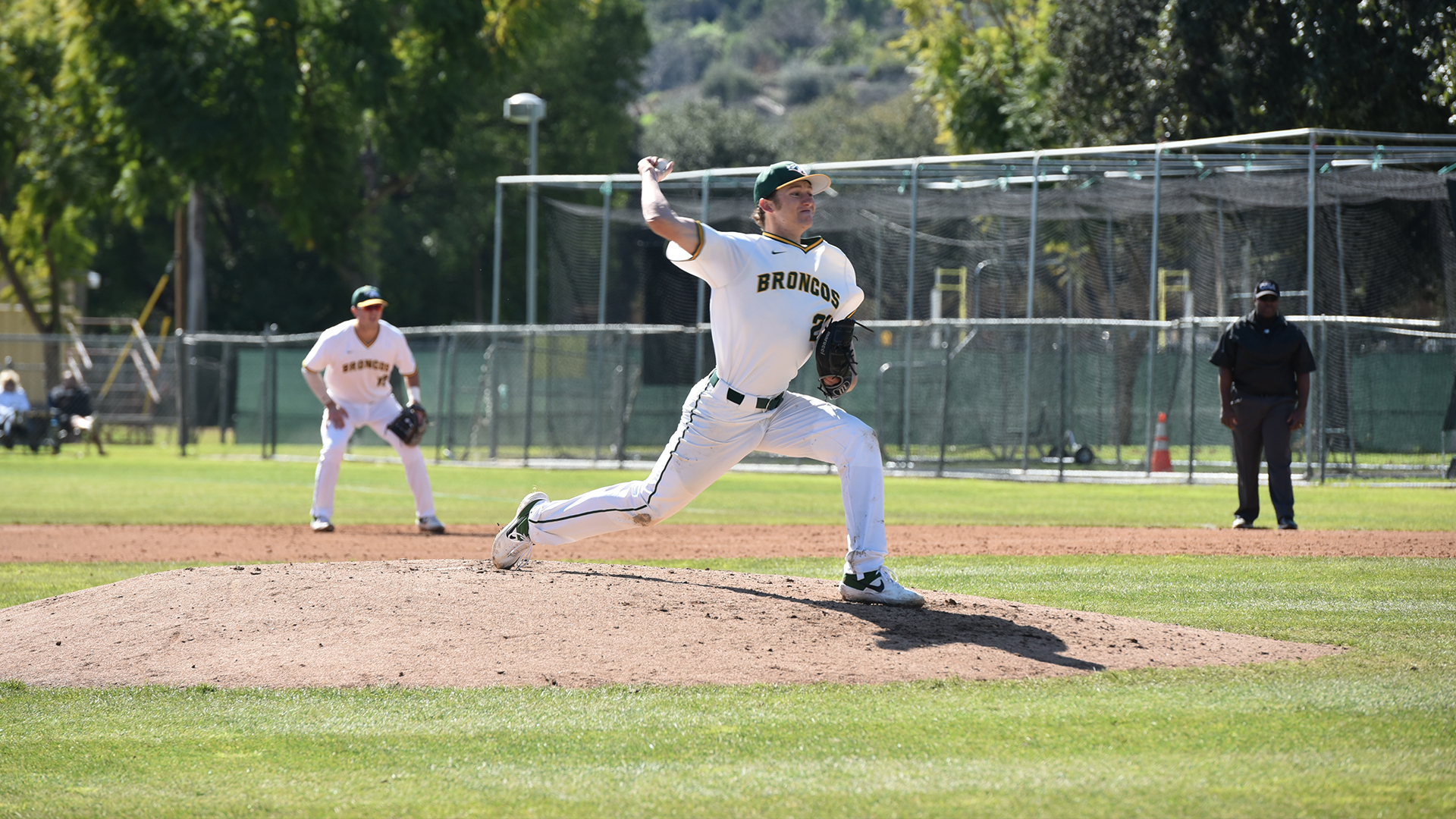 Cal Poly Pomona Academic Calendar.Tim Holdgrafer 2019 Baseball Cal Poly Pomona Athletics