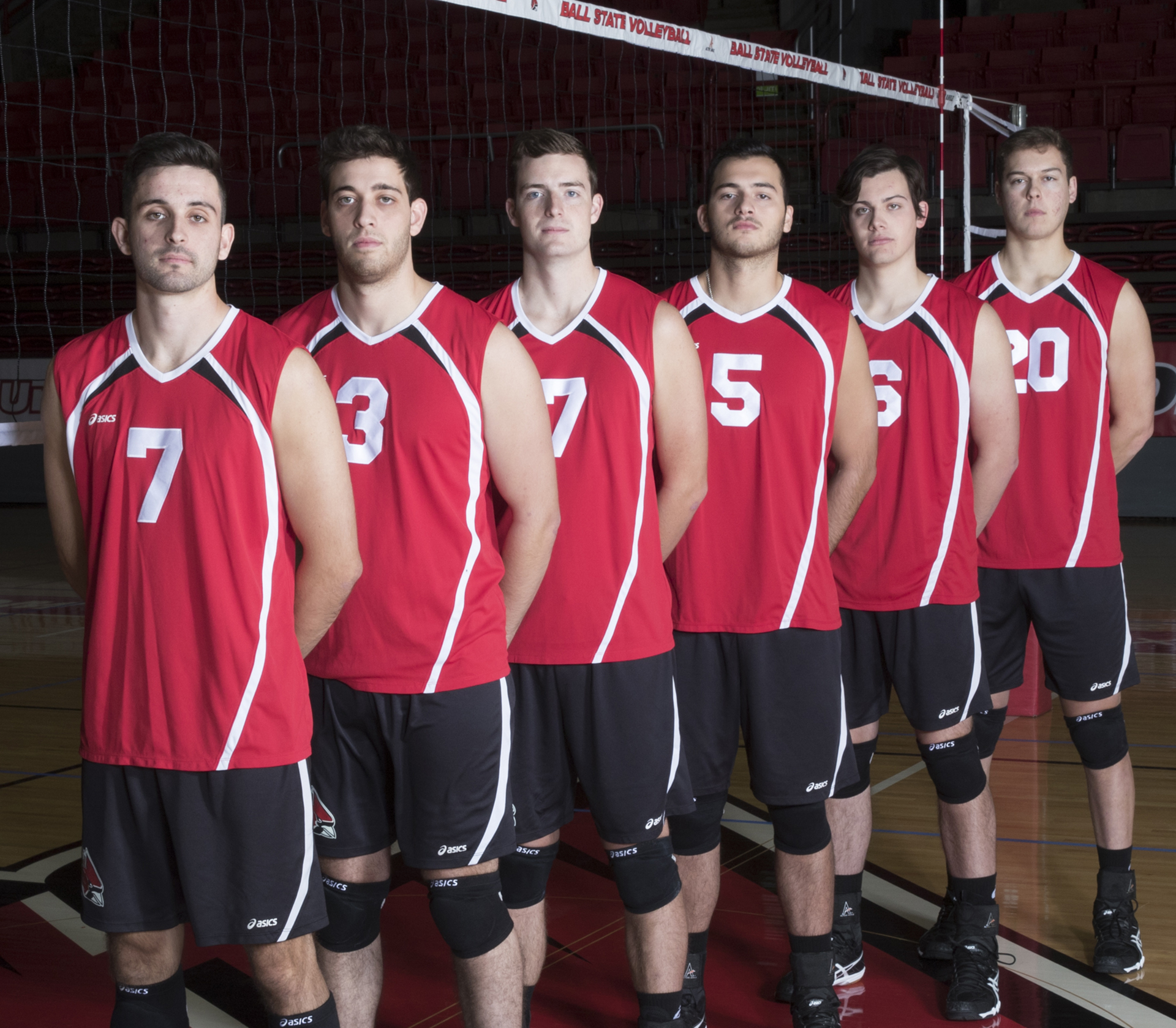 Connor Gross Men S Volleyball Ball State University Athletics