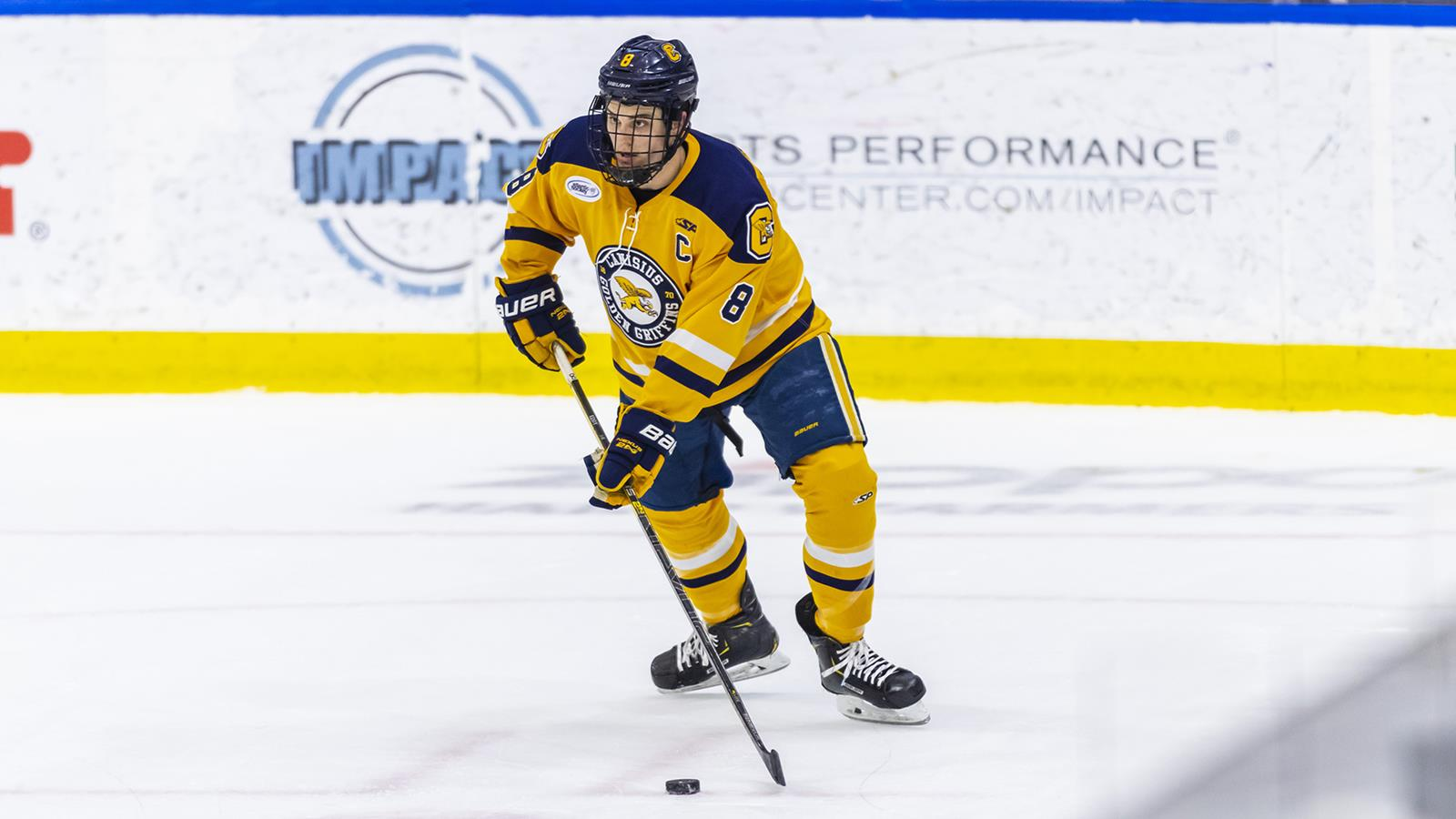Ian Edmondson - Ice Hockey - Canisius College Athletics