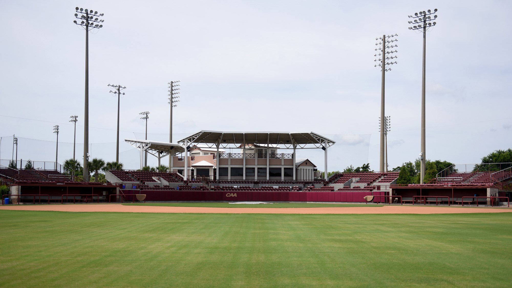 Charleston athletics baseball stadium malvernweather