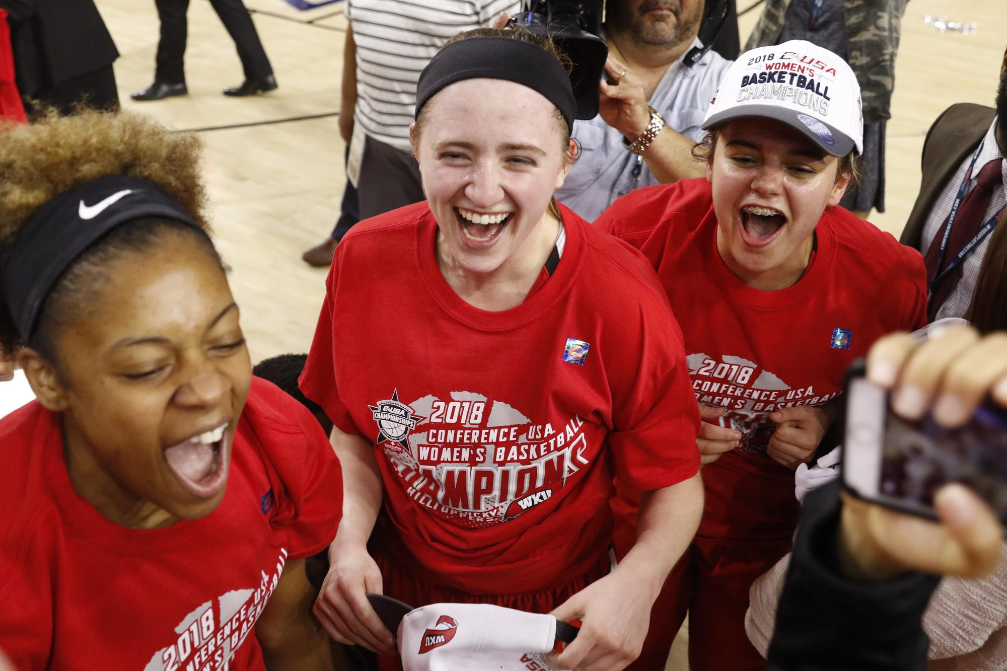 4 Seasons Group wbb: wku claims 3rd title in 4 seasons - conference usa