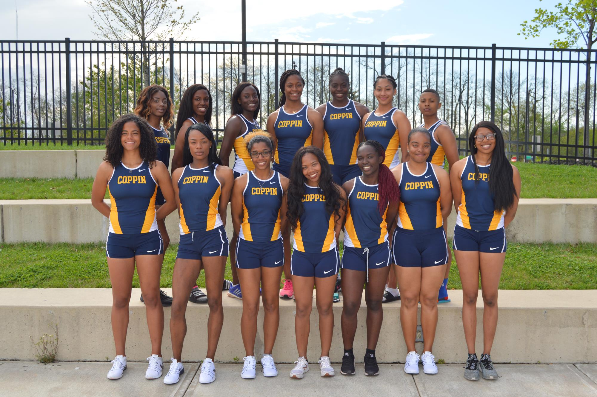 Coppin State University >> Eriell Wallace Women S Track And Field Coppin State