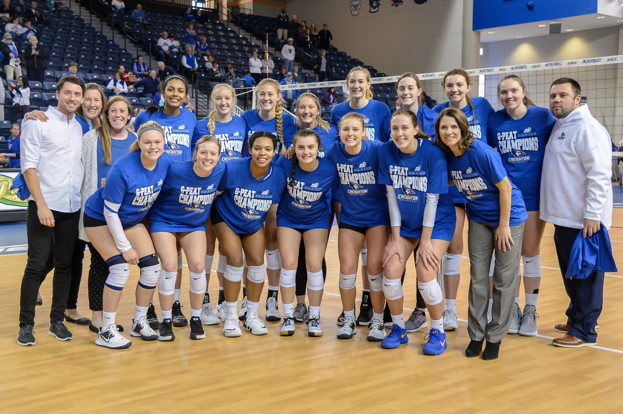 2019 Creighton Volleyball Season Recap Creighton University Athletics