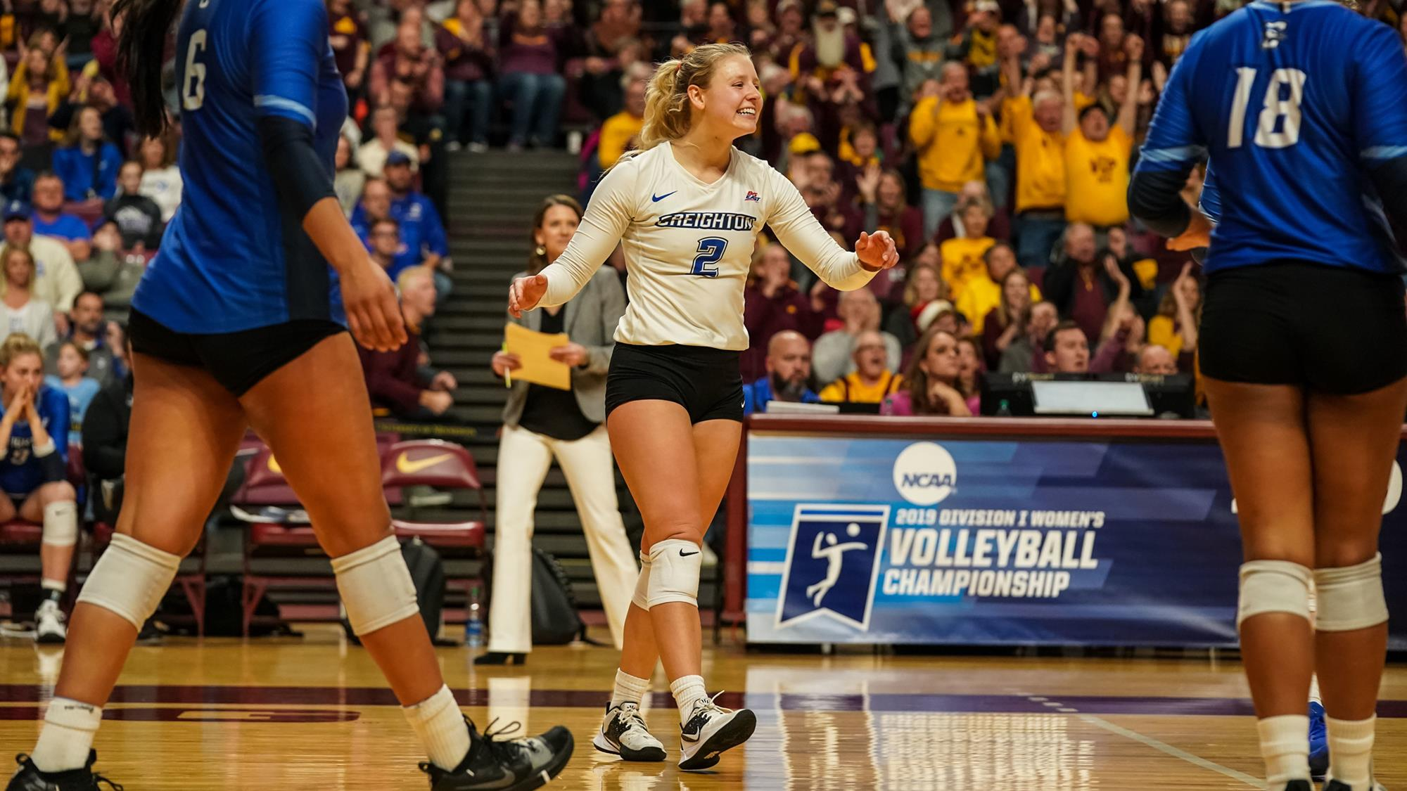 Brittany Witt 2019 Volleyball Creighton University Athletics
