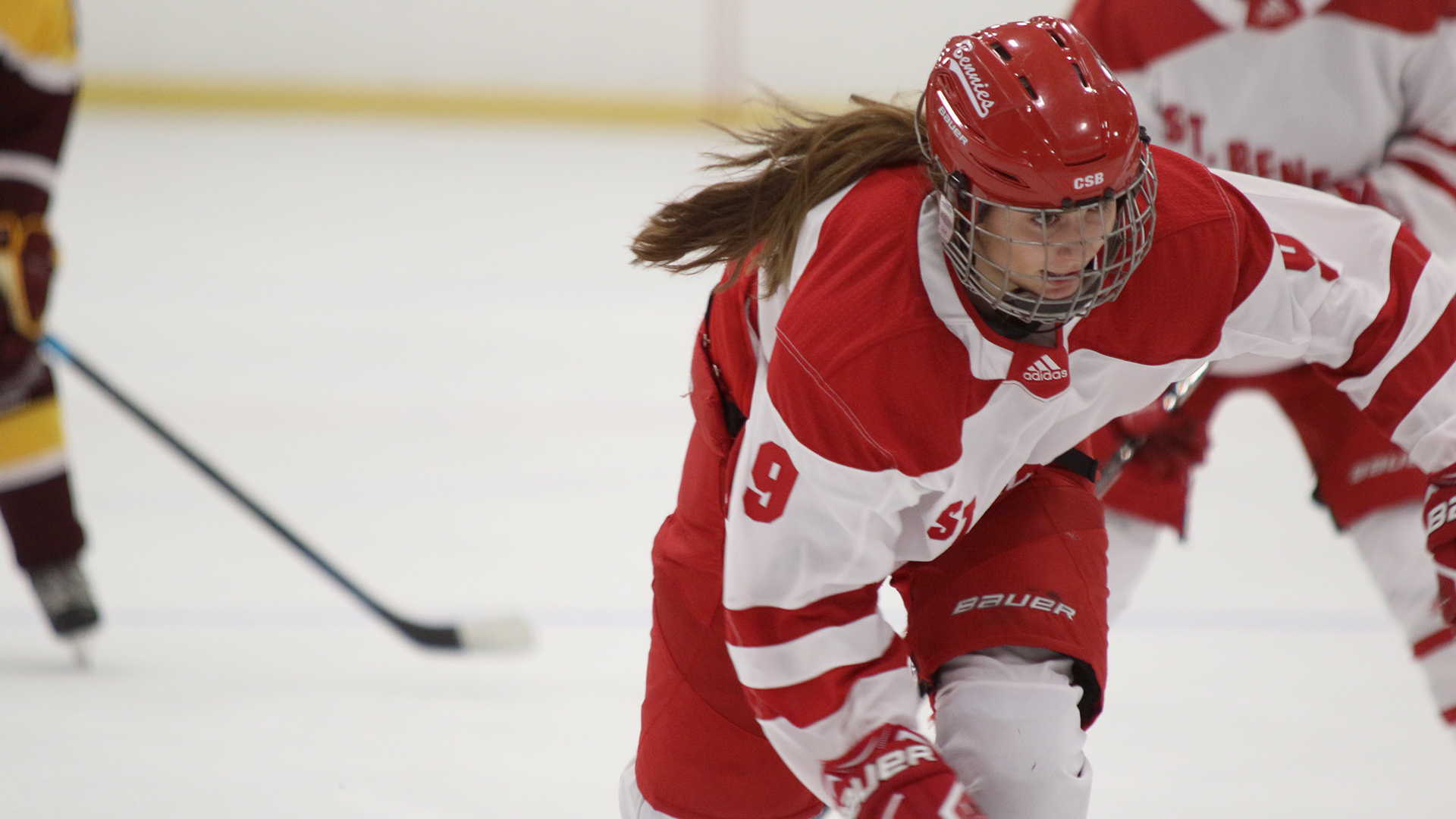 Myka Stave - Women's Hockey - College of Saint Benedict