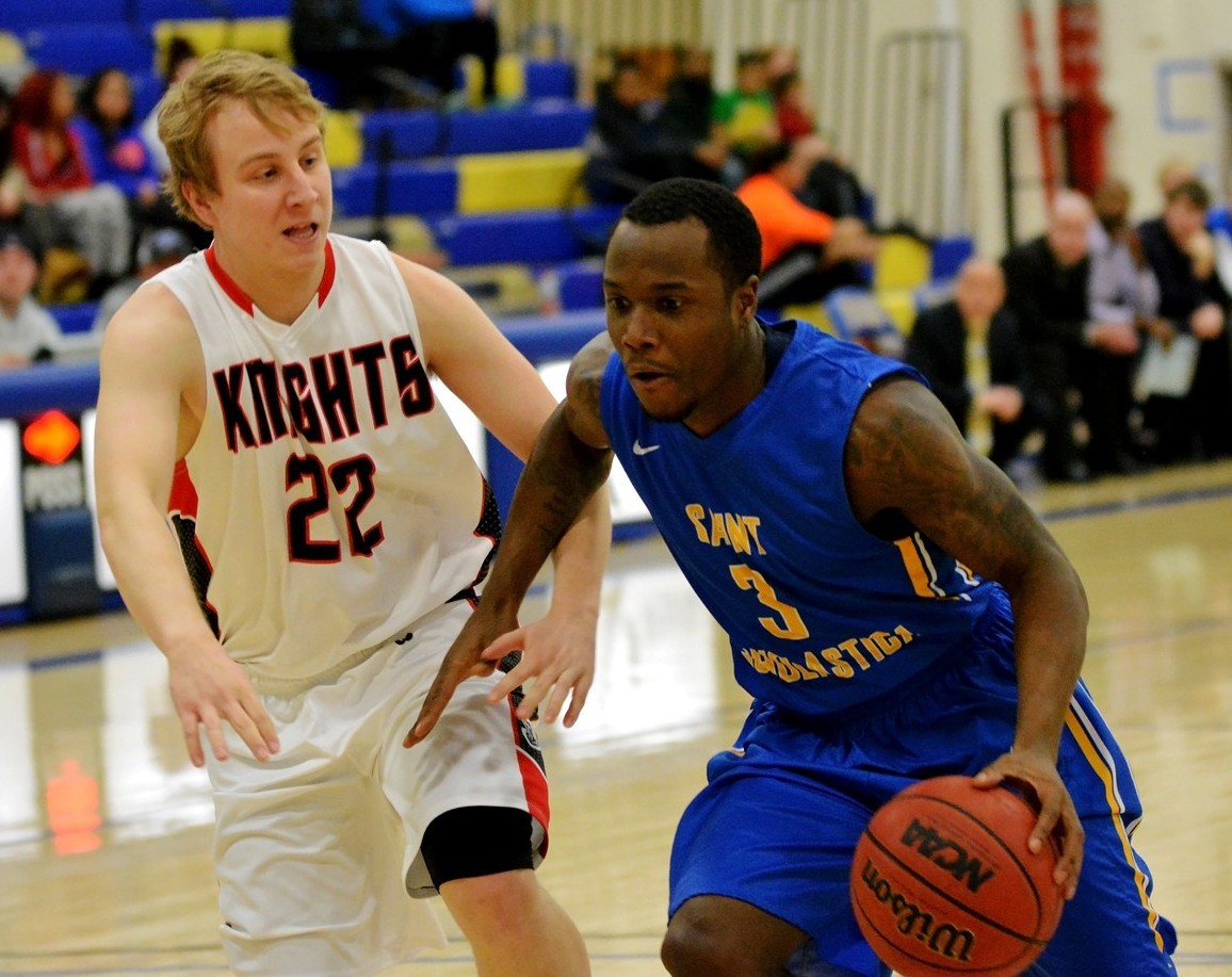 LaMonte Hall - Men's Basketball - The College of St  Scholastica