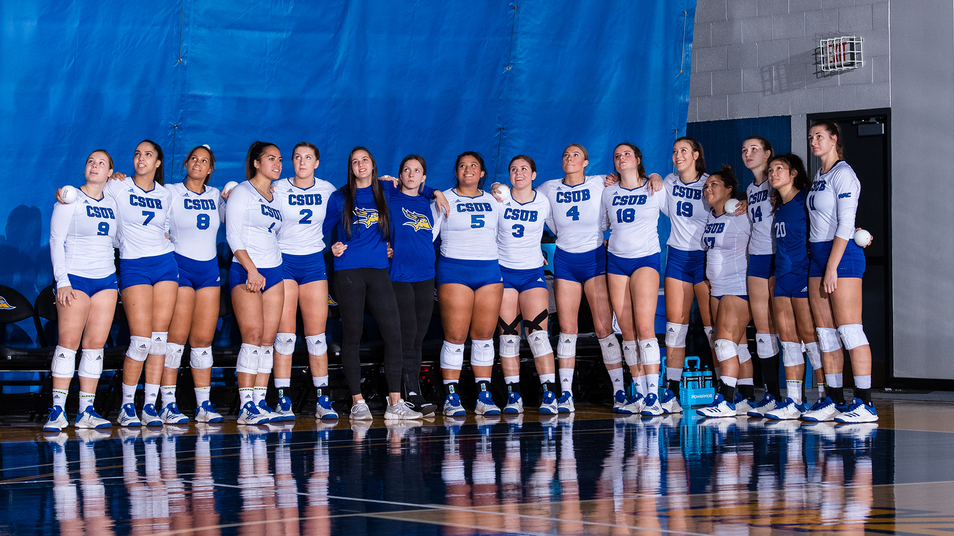 Milica Vukobrat Women S Volleyball California State University At Bakersfield Athletics