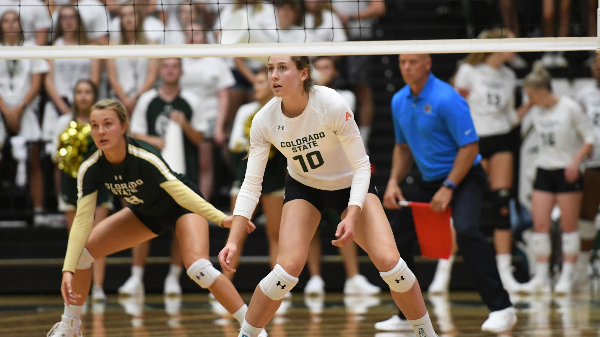 Jacqi Van Liefde Volleyball Colorado State University Athletics
