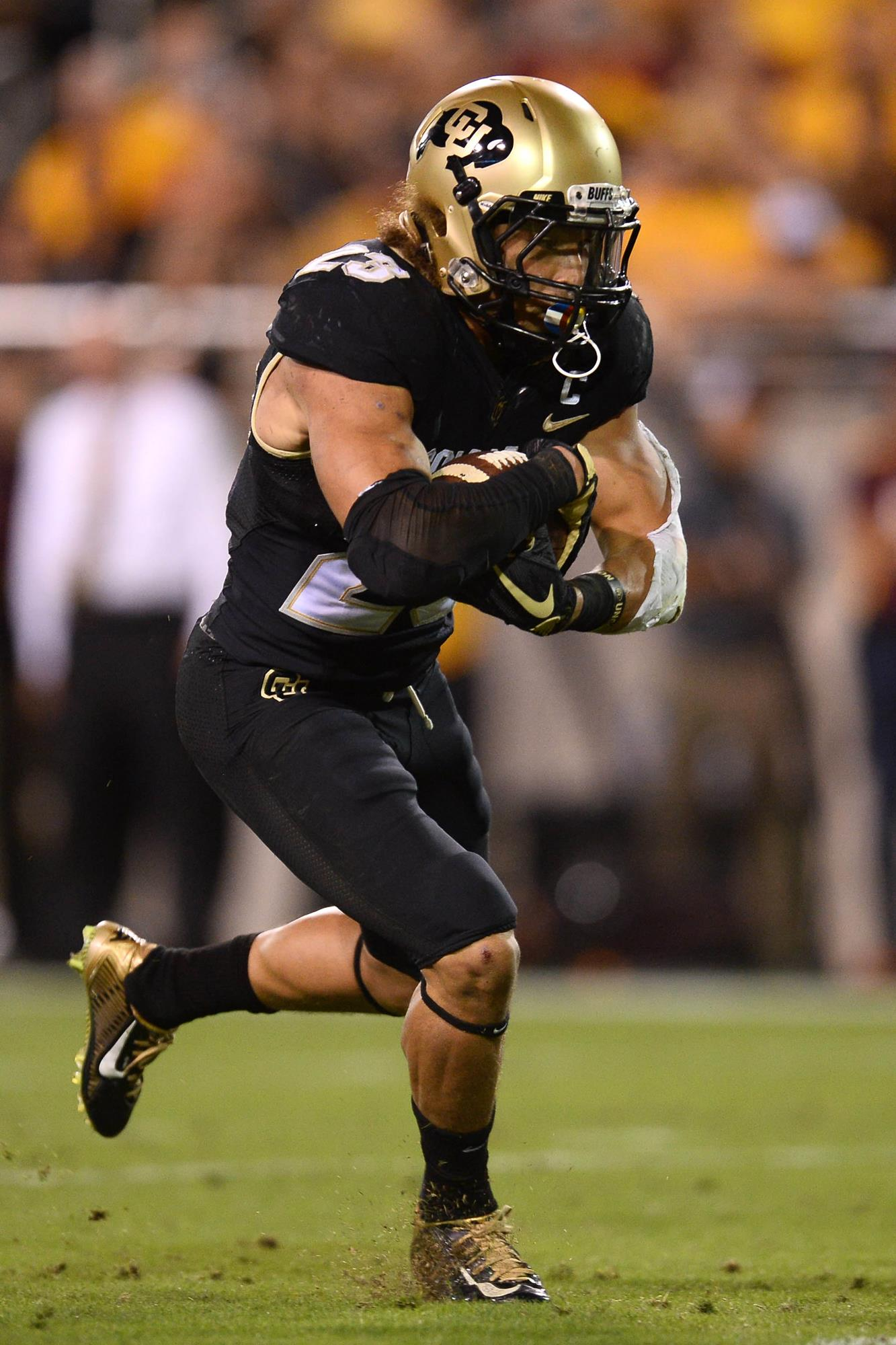 factory authentic 36f3e 8fa71 Phillip Lindsay - Football - University of Colorado Athletics