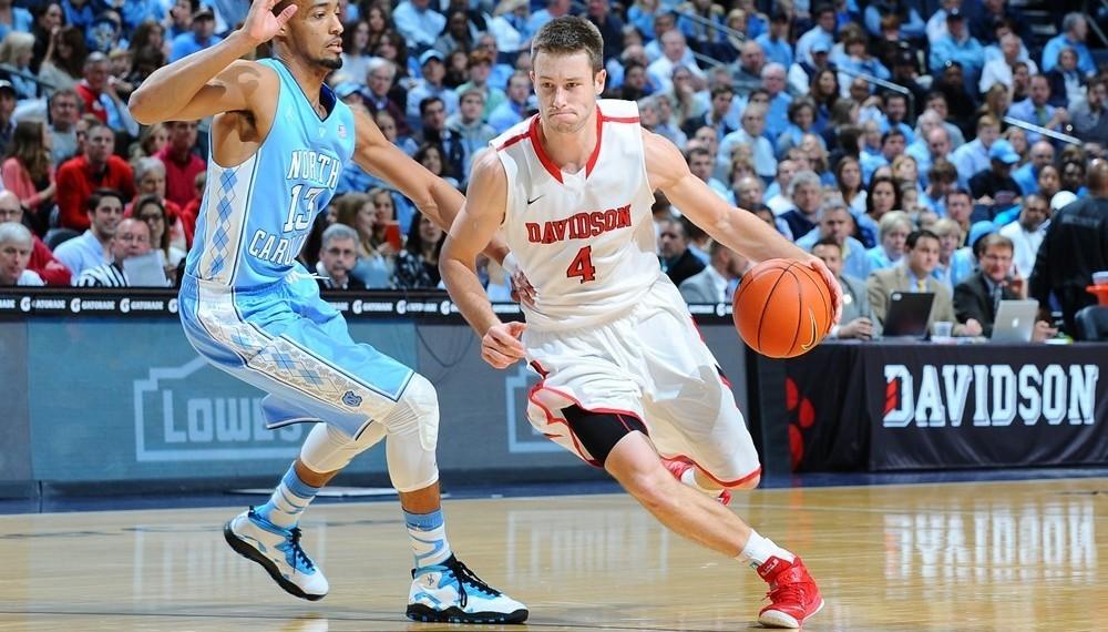Tyler Kalinoski - Men's Basketball - Davidson College Athletics