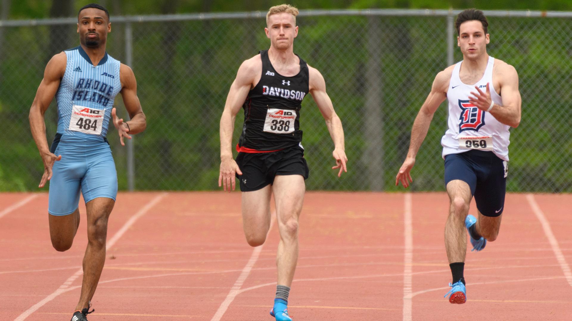 Jacob Hostetler - Men's Track & Field - Davidson College Athletics