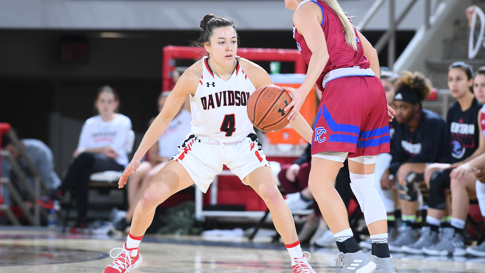 Kelly Fitzgerald Women S Basketball Davidson College Athletics Images, Photos, Reviews