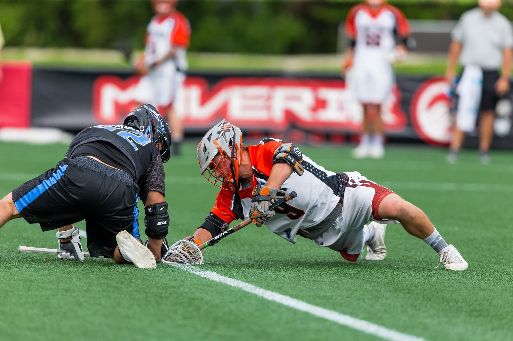 Max Adler - 2019 - Men's Lacrosse - Denver Outlaws MLL Team