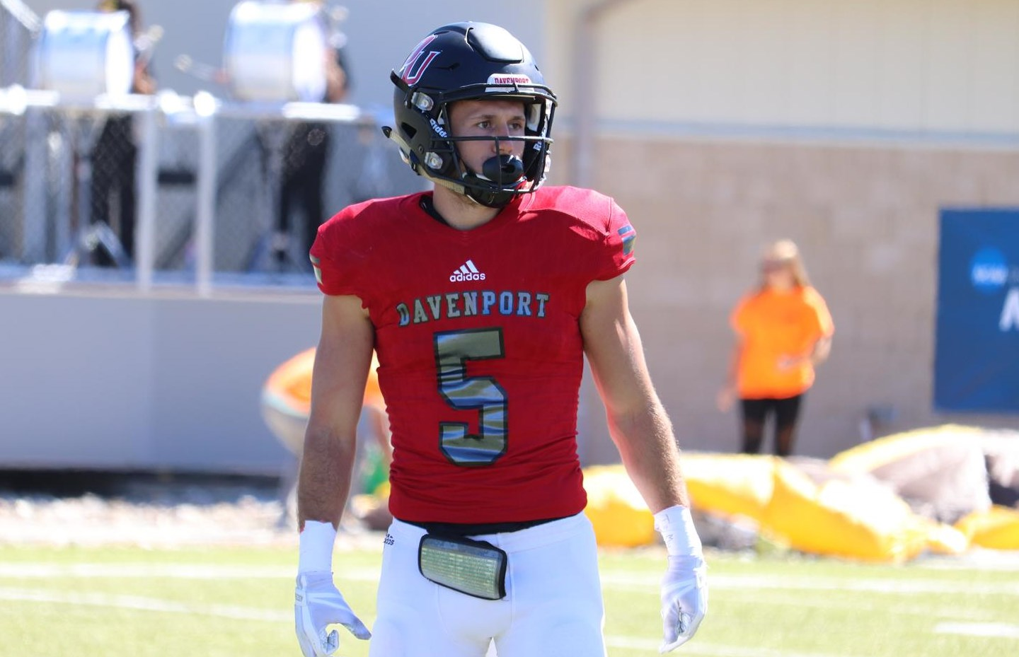 san francisco b1d4d 2b1c4 Nate Couturier - Football - Davenport University Athletics